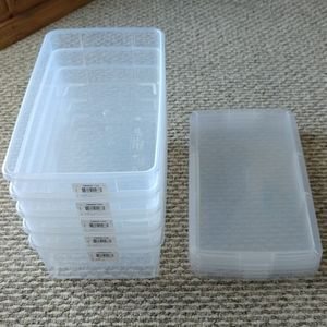 Container Store Shoe Containers